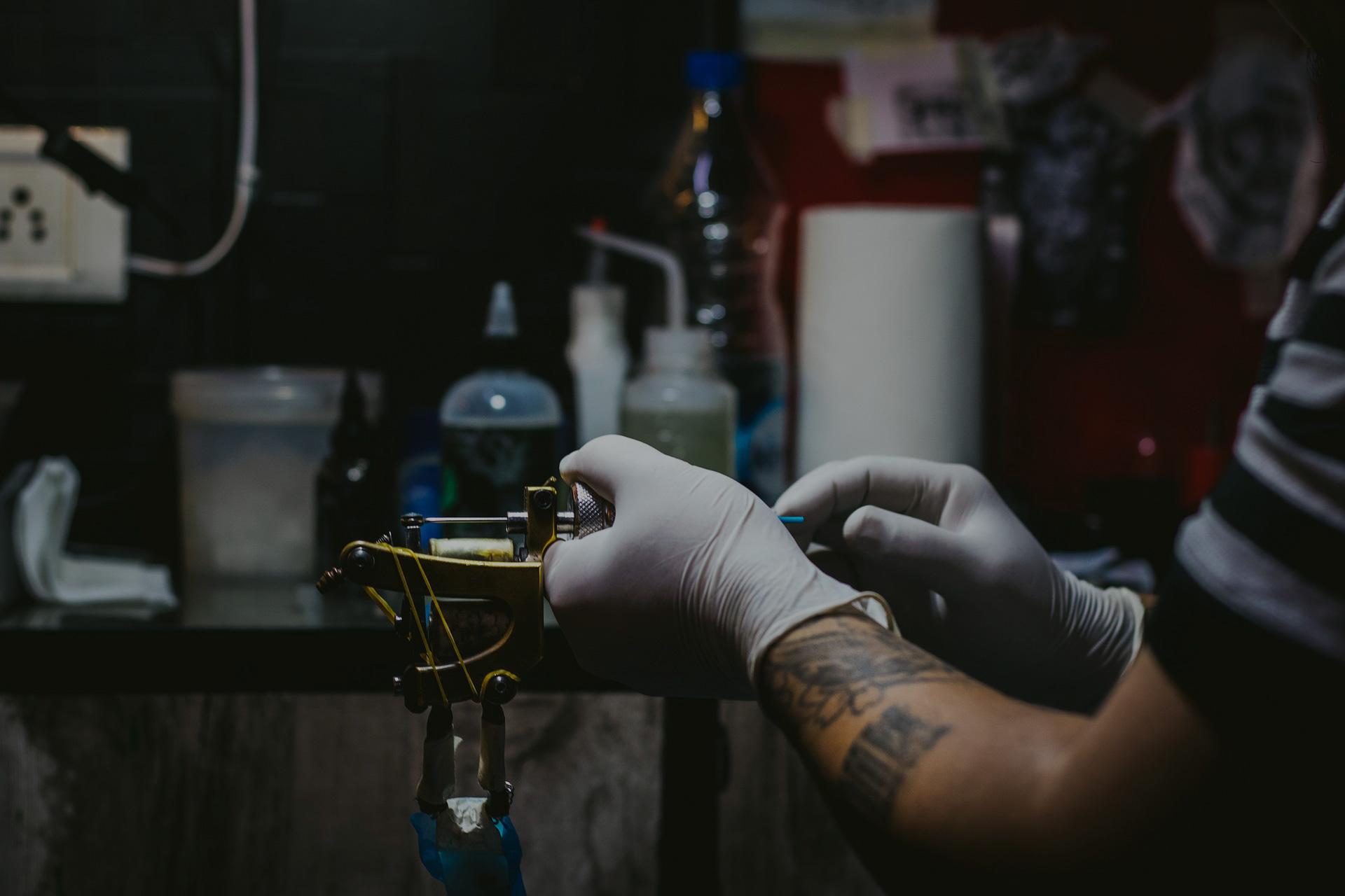 Best Tattoo Artist In Delhi NCR – Award Winning Tattooist