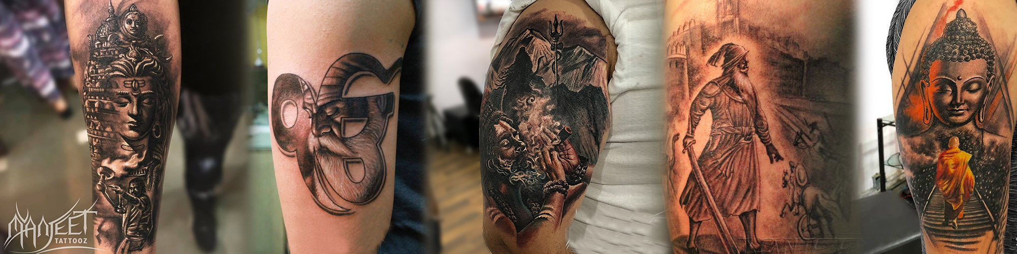 Best Portrait tattoo artist in india –